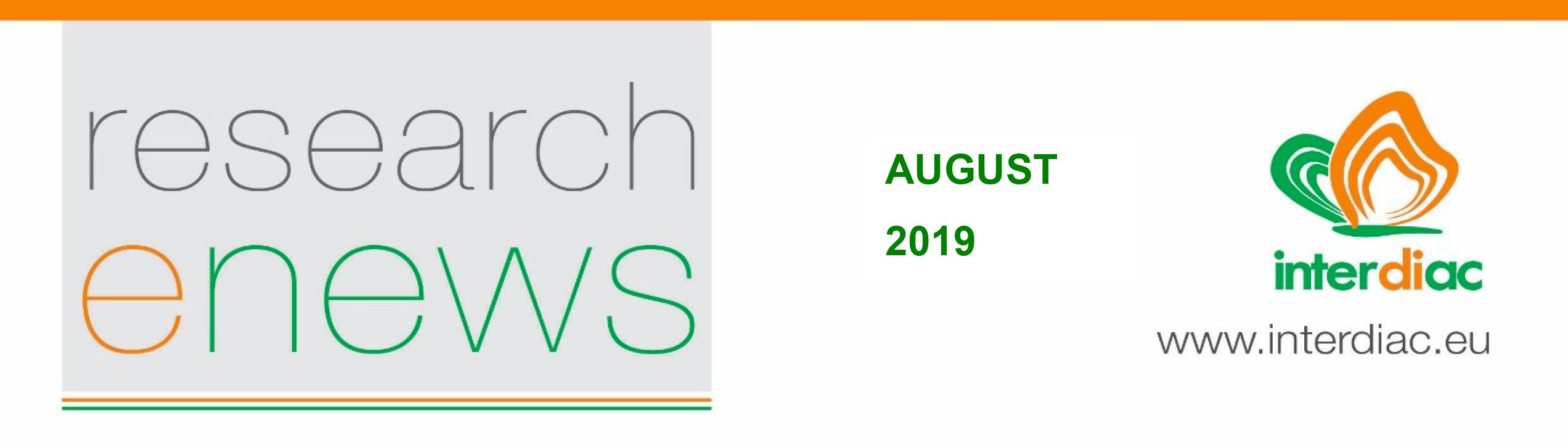 interdiac Research e-news August 2019